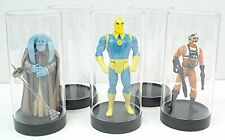 Protech Acrylic Cylinder Display Case for Star Wars, GI Joe and Other Qty of 5