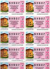 España Loteria Nacional Arquitectura año 1992 (BP-823)