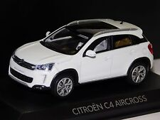 CITROEN C4 AIRCROSS 2012 WHITE NOREV 155461 1/43