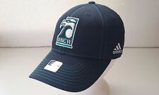 UNC-Wilmington Seahawks Flex Fit Cap Navy New NCAA CAA adidas Old Logo