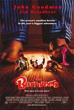THE BORROWERS Movie POSTER 11x17 John Goodman Hugh Laurie Jim Broadbent Mark