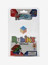 Más pequeño del mundo Rubik'S CUBE (40th aniversario edición metálico)
