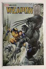 Weapon H #1 Crain Hulk 181 Secret Modern Trade Dress Variant Wolverine NM