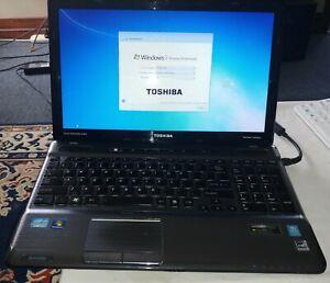 Toshiba satellite P750