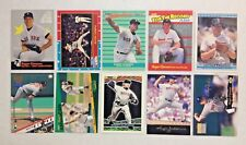 LOT OF 30 DIFFERENT ROGER CLEMENS INSERT BASEBALL CARDS MUST SEE L@@K HIGH VALUE