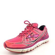 Brooks Transcend Pink Athletic Training Running Shoes Womens Size 10 M*