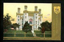 State Capitol w/ Seal postcard gold trim embossed Baton Rouge Louisiana LA