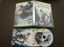 Assassins Creed 1 XBOX 360 Pal Uk - Completo