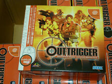 Outtrigger (2001) Brand New Factory Sealed Boxed Japan Sega Dreamcast Import