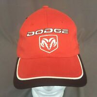 Dodge Ram Bill Elliot 9 StrapBack Hat Baseball Cap Nascar JR Motorsports Racing