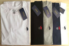 Ralph Lauren Patternless Crew Neck T-Shirts for Men