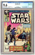 "Star Wars 43 (CGC 9.6) ""The Empire Strikes Back"" part 5; Al Williamson art C557"