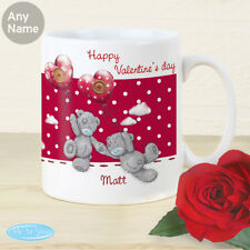 Personalised Me To You Couples Mug Gift for Valentine's Day Wedding Christmas