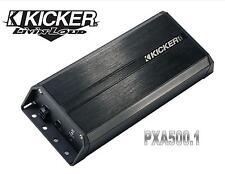 Kicker 42PXA500.1 PXA500.1 Motorcycle/ATV/Marine 500-Watt RMS Mono Amplifier Amp