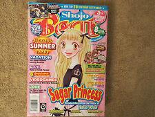 Shojo Beat Anime Manga Magazine ~ July 2008