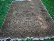 New listing Summer Sale! Beautiful 6X9 Natural Dyed Tea Wash Earth Tone Indian Rug