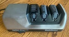 New listing Chef'sChoice EdgeSelect Brushed Stainless Steel Model 120 for Parts/Not Working