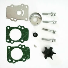 Water Pump Impeller Kit For Yamaha 9.9 15 hp 1984 - 1995 682-W0078-A1 18-3148