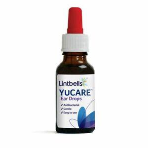 Lintbells Yucare Ear Drops 50ml