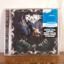 Rwake Voices of the Omens Sludgecore CD 2007 Relapse playgraded M-