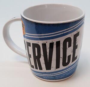 Nostalgic Art Tasse Nostalgie - Service and Repair - Best Garage Kaffeetasse Mug