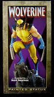 Bowen Designs Wolverine Yellow Classic Costume X-Men Marvel FS Statue New 2001