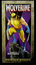 Bowen Designs Wolverine Yellow Classic Costume X-Men Marvel FS Statue New 2001