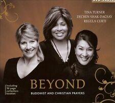 Beyond Tina Turner, Dechen Shak Dagsay, Regula Curti Audio CD