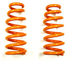 Front Coil Spring Pair For MITSUBISHI L200 B40 2.5DID 06>ON NEW 20% UPRATED