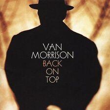 Back on Top by Van Morrison (CD, Mar-1999, Point Blank) promo