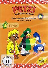DVD NEU/OVP - Petzi und seine Freunde 6 - Petzi und der Hufschmied