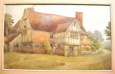 HOUSE AT FOREST ROW SUSSEX NR E.GRINSTEAD W/COL 1893