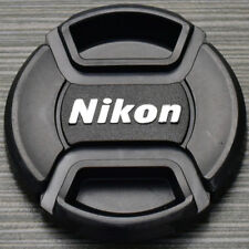Genuine Nikon LC-52 52mm Snap-On Front Lens Cap 18-55 55-200 35mm 40mm 50mm G