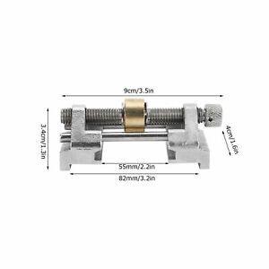 Stainless Steel Honing Guide Brass Roller Smoothly Honing Guide Planer Blade