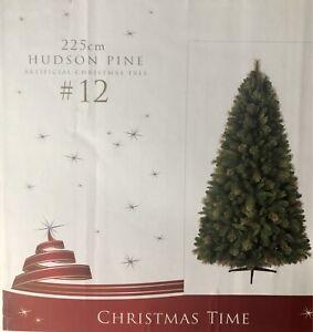 225cm Artificial Christmas Tree - Used