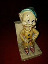 Dopey Book End Walt Disney Modewate 1938