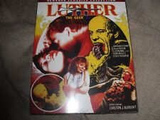 Luther the Geek Rare Slipcover Edition 88 Films Region Free BRAND NEW Blu-ray