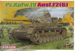 Dragon Armure Pro Pz.kpfw.iv Ausf. F2 (G) en 1/72 7359