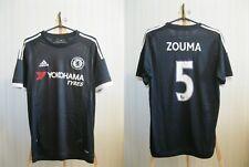 Chelsea London 2015/2016 third #5 Zouma Sz M Adidas football shirt soccer jersey