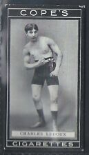 COPE COPES-BOXERS BOXING-#023- CHARLES LEDOUX