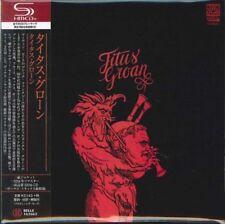 TITUS GROAN-S/T-JAPAN MINI LP SHM-CD BONUS TRACK H25