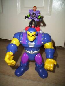 IMAGINEXT Batman dc super friends MONGUL & GREEN LANTERN action Figure