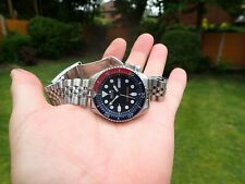 SEIKO DIVERS 200M SCUBA PEPSI 7S26-0020 AUTOMATIC  DAY DATE MAY 2003 GEN ONE G/C