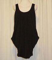 BEAUTIFUL SASS&BIDE BLACK GATHERED MINI DRESS Euro 42 US 6 AUS 10/12