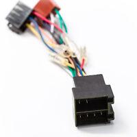 Passend für VW GOLF 1 2 3 Antennen Adapter Stecker drehbar ISO Buchse