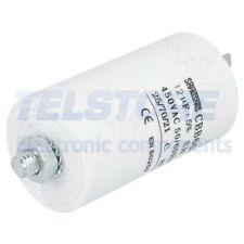 in regime 60uF 450V Ø50x106mm ±5/% TELSTORE 1pcs  Condensatore per motori