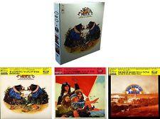 "MATCHING MOLE ""same / Little Red Record"" Japan Mini LP 3 CD Robert Wyatt"