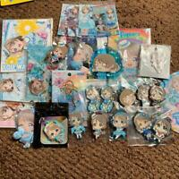 Love Live Sunshine You Watanabe Rubber Charm Merchandise Goods Lots from JAPAN