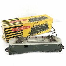 Vintage Boxed Trix Expres Ho Gauge Diesel Locomotive No. 762 BLS Working