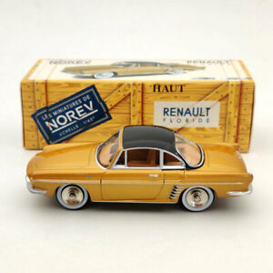 Norev Renault Floride Gold CL5121 1:43 Diecast Models Limited Edition Collection